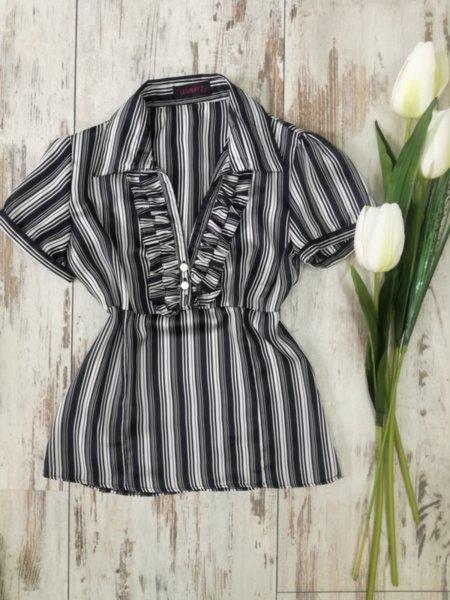 Дамска блуза на райе